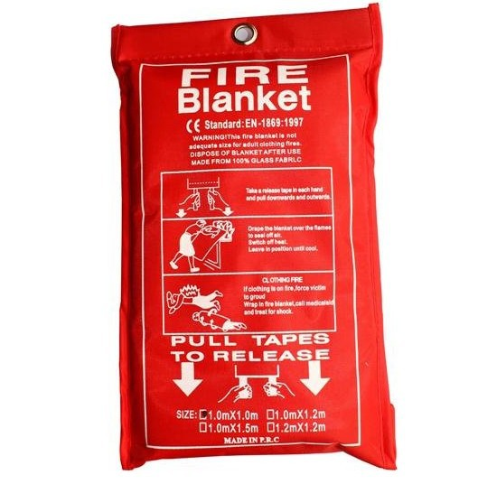 Fire Blanket with SGS certifiacte